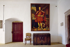 Manor, Drawing Room