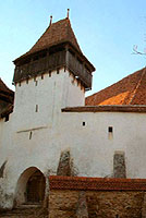 Viscri fortified church, Transylvania